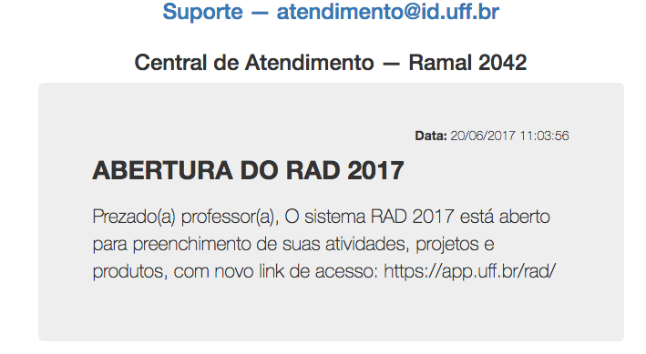 RAD 2017